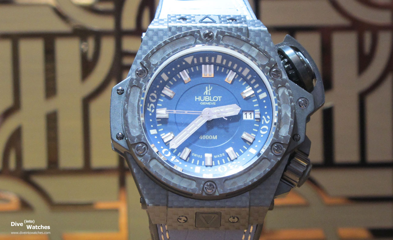 Hublot_Oceanographic_4000_Carbon_Denim_Front_Paris_2013