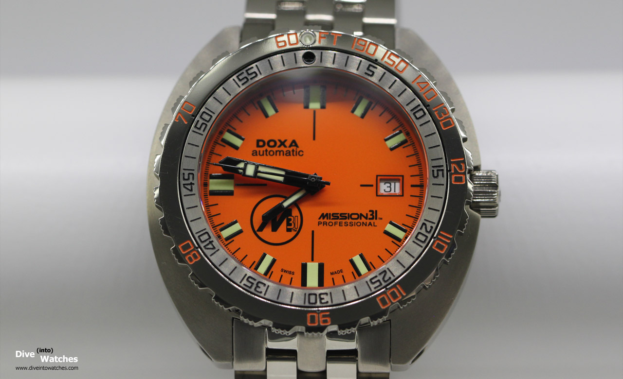 Doxa_Sub_Professional_Mission31_Front_Baselworld_2014