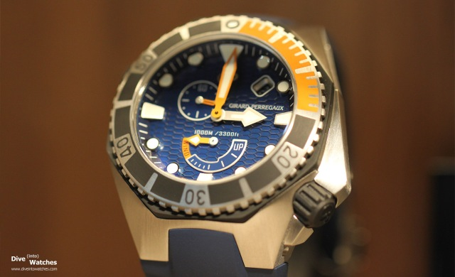 Girard_Perregaux_Sea_Hawk_III_Orange_Front_Baselworld_2014