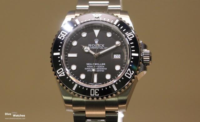Rolex_Sea_Dweller_4000_Front_Baselworld_2014