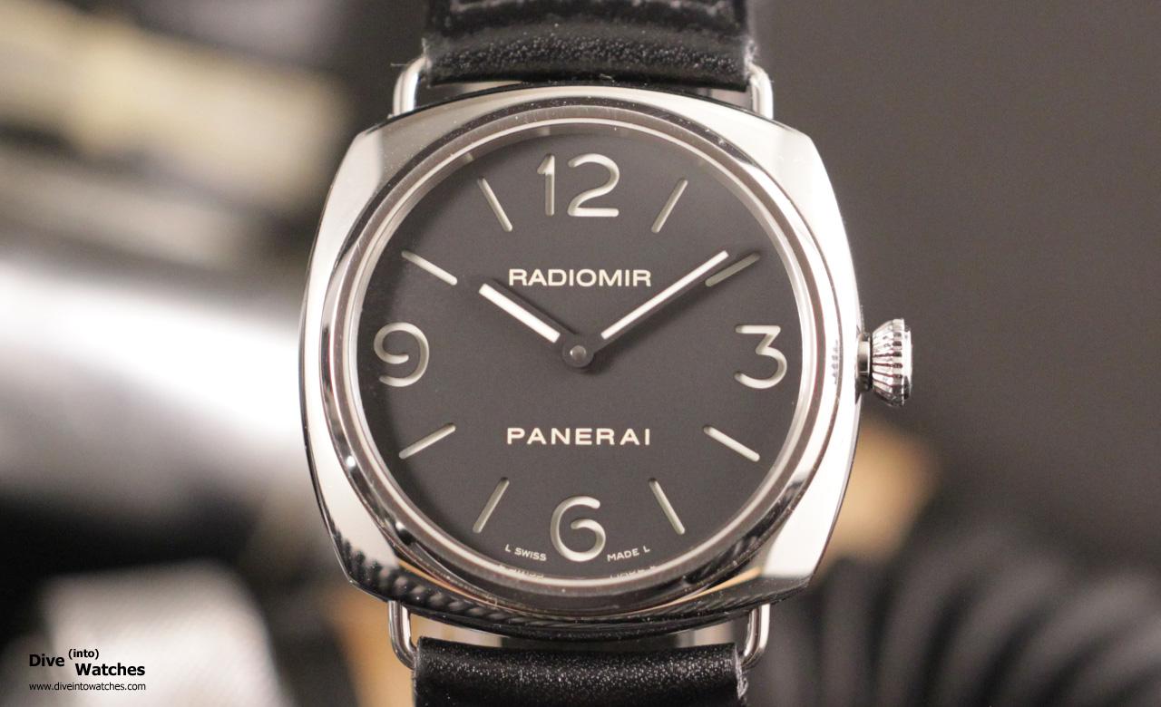Panerai radiomir dive into watches - Panerai dive watch ...