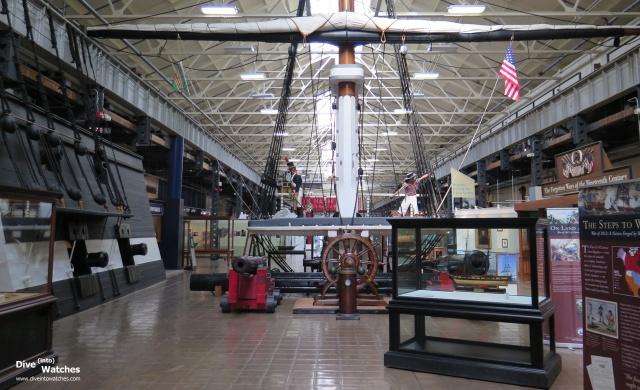 Entrance_Navy_Museum_Washington_2014