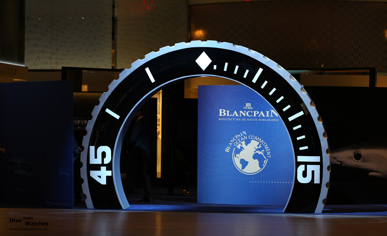 Blancpain_Ocean_Commitment_Exhibition_Baselworld_2015