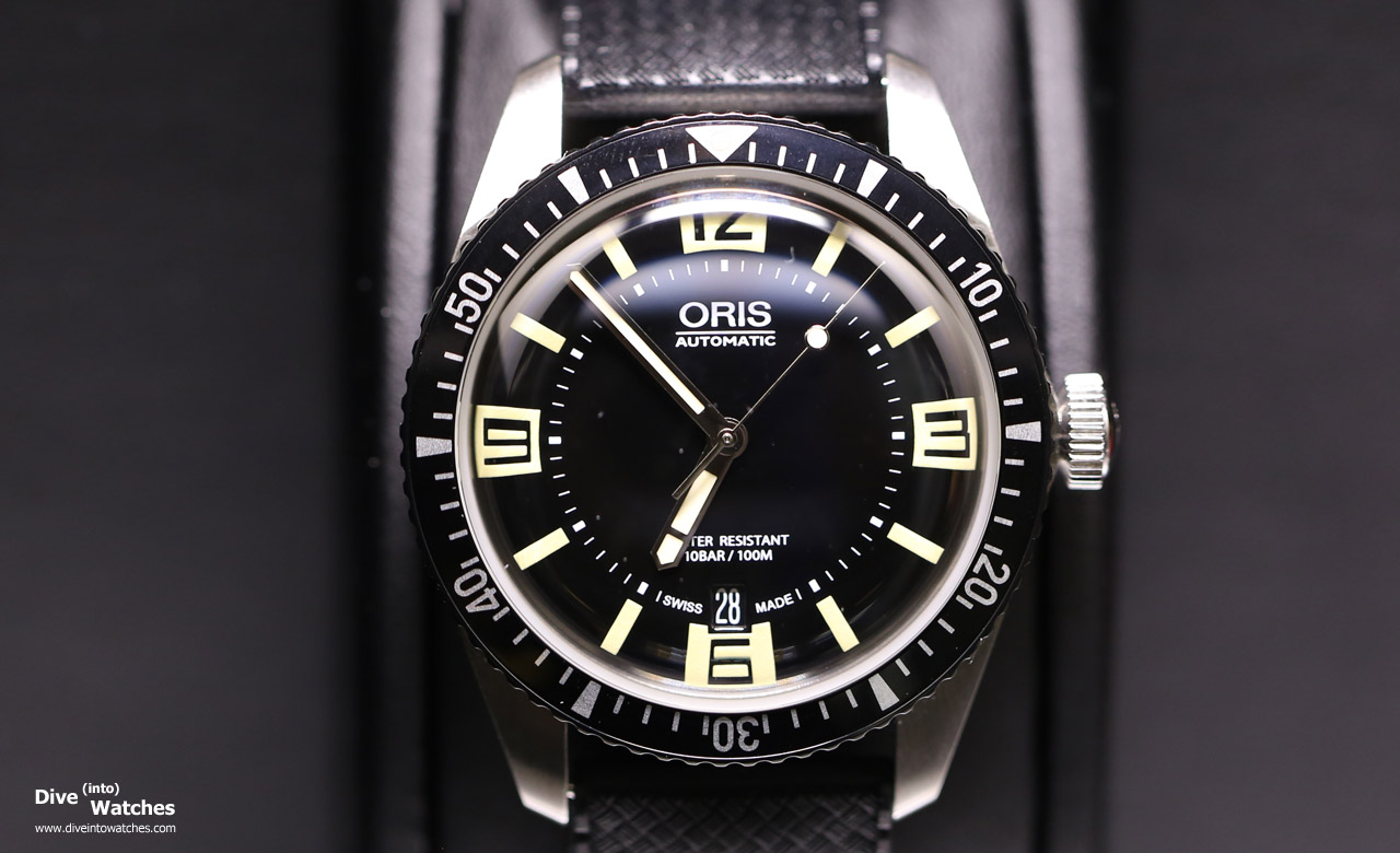 Oris_Sixty_Five_Diver_Front_Baselworld_2015