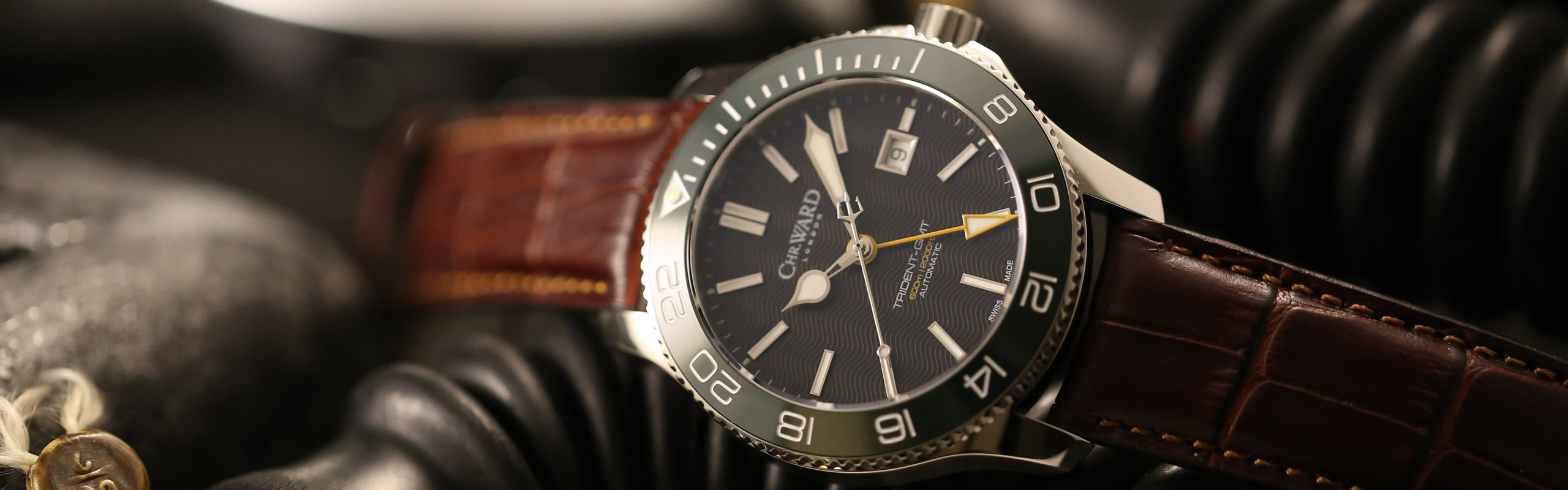 review christopher ward trident dive into watches. Black Bedroom Furniture Sets. Home Design Ideas