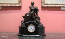Museo_Naval_Impressions_Table_Clock_Madrid_2015
