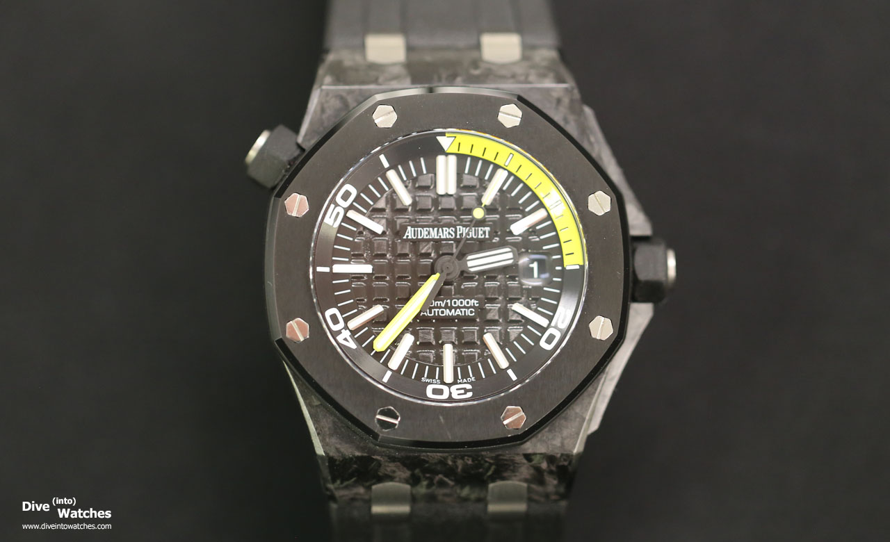 Audemars_Piguet_ROO_Diver_Black_Front_New_York_2015
