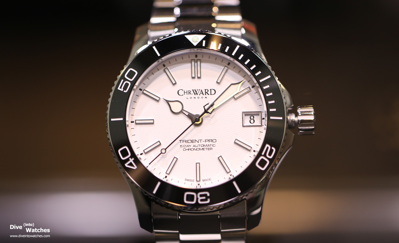 christopher ward dive into watches. Black Bedroom Furniture Sets. Home Design Ideas