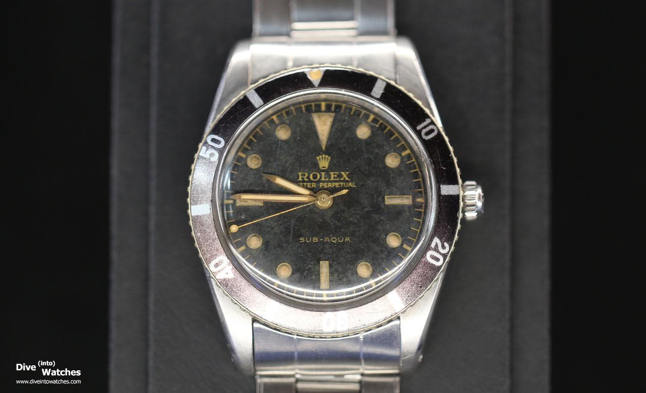 Rolex Sub-Aqua (1953)