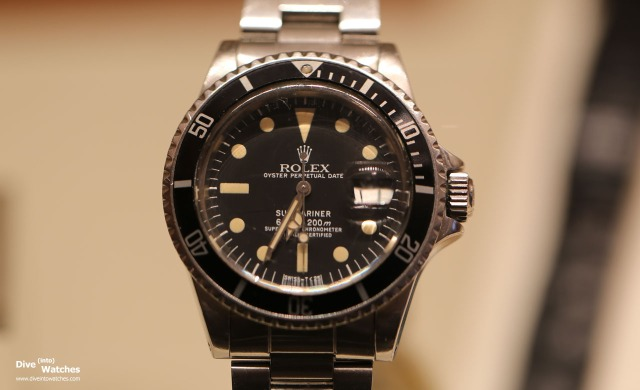Rolex_Vintage_Submariner_Date_Antiquorum_Front_Geneva_2015