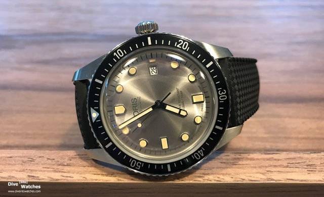 oris_sixty_five_diver_42_silver_dial_front_2_basel_2016