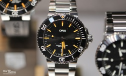 Oris_Aquis_Automatic_Orange_Front_Baselworld_2017