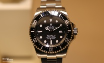 Rolex_Sea_Dweller_Deepsea_Black_Front_Baselworld_2018
